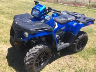 Polaris 570 single atv